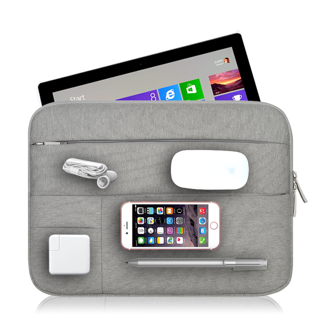 "12.5""13.3"" Sleeve for Xiaomi Air13.3 Air 12.5 Computer Accessories 12 13 inch Laptop Bag for Women men Tablet Bags Notebook Case"