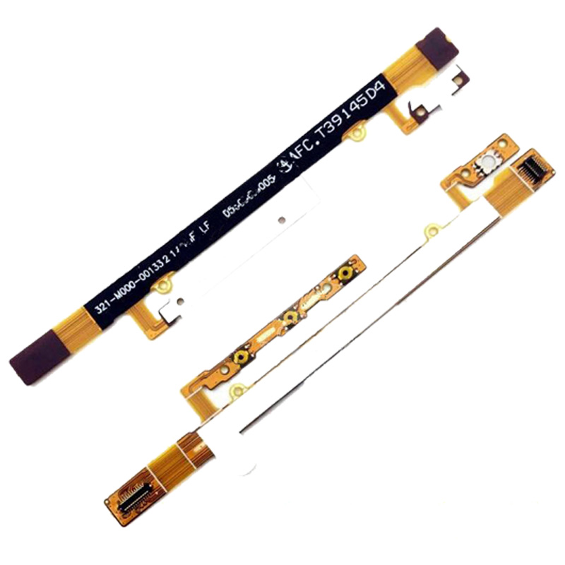 Power on off button Flex cable For Sony Xperia C S39H S39C C2304 C2305 Volume up down button & camera switch button Flex cable