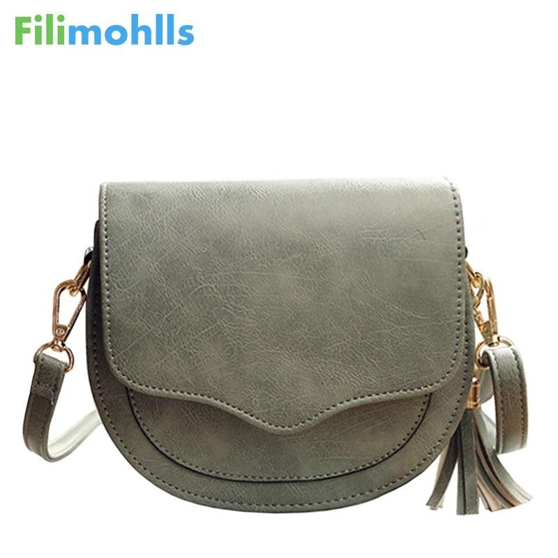 Us 8 86 40 Off Cute Sling Bag Women Tassel Bags Small Crossbody For Shoulder Famous Designer Purses And Handbags S 294 In
