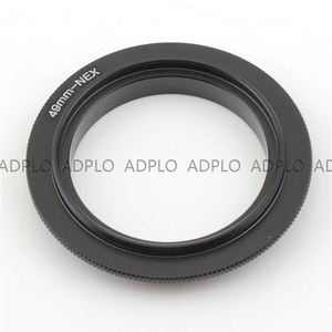 Image 3 - Pixco 49mm 52mm 55mm 58mm lentille Macro anneau adaptateur inverse pour Sony E monture NEX caméra