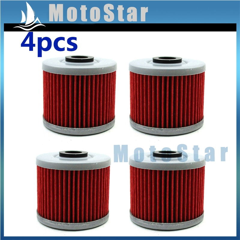 fuel filter 2007 honda xr650l 4x oil filter for honda xr650l cbr300r cb300f crf250l ... #14