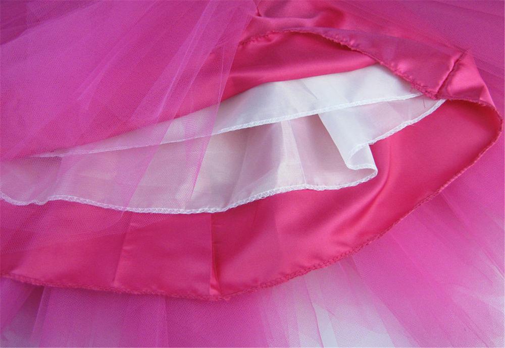 Layers Women Adult Tutu Tulle Skirt Summer High Waist Flare Mini Skirt Elastic Waistband faldas jupe femme in Skirts from Women 39 s Clothing