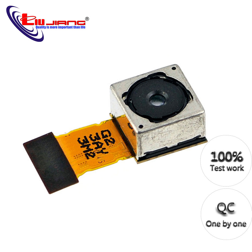 For Sony Z3 Z1 Compact Z2 Z4 Z5 Compact Mini D5803 D5833 Rear Camera Back Main Big Camera Module Flex Cable Ribbon Repair Part