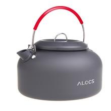 Anodised Aluminum Camping Teapot