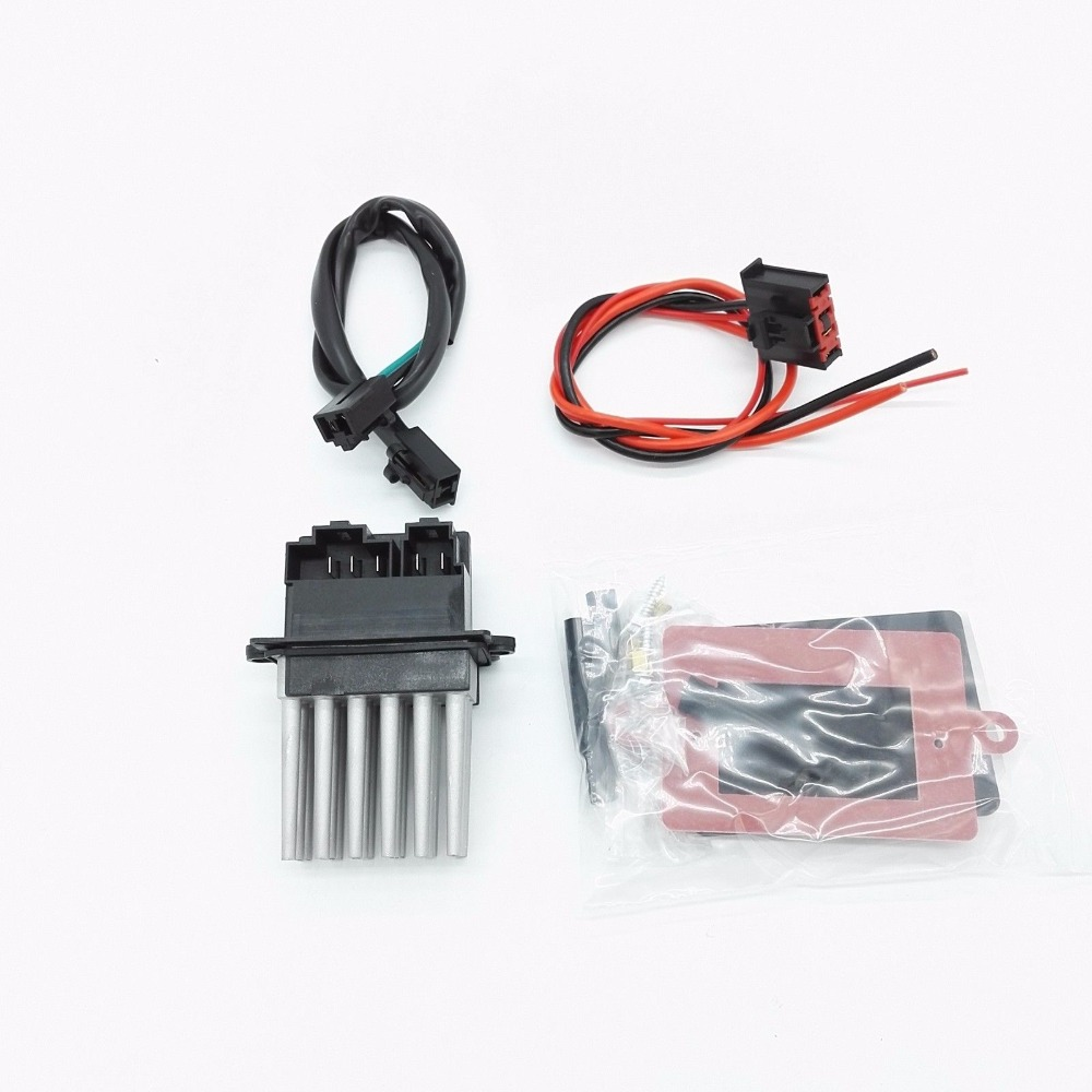 HVAC Blower Motor Resistor and Harness For 99 04 Chevrolet Jeep Grand  Cherokee 4.7 RU358 5012699AA-in Air-conditioning Installation from  Automobiles ...