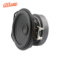 GHXAMP 4 INCH Woofer Bass Mid Speaker 3ohm 60W Aluminum magnesium Alloy Basin For SONOS Speaker DIY
