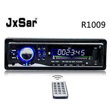 Estéreo Del Coche de Radio 12 v 1 DIN Reproductor de MP3 Bluetooth (llamadas de manos libres, Música) soporte de TARJETAS SD/Mmc USB Cargador de Teléfono de Disco Múltiple EQ