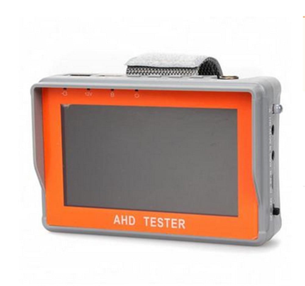 4.3 Inch AHD Camera Tester For 720p/960p/1080p AHD Camera