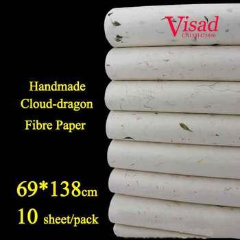 69 cm * 138 cm chiński papier ryżowy kaligrafia malowanie NaHandcraft papier Xuan Zhi papier do malowania tanie i dobre opinie Malarstwo papier TAI YI HONG EH-0101 Chińskie malarstwo 10 sheets pack