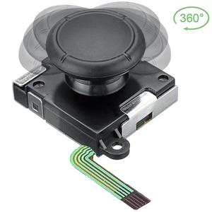 Image 4 - 3d analógico joycon joystick polegar varas para alegria con interruptor controlador sensor módulo ferramenta de reparo nintend interruptor alegria con joycon