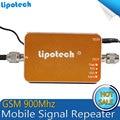 1 pcs x 2G GSM 900 Mhz 900 MHz Repetidor Celular Repetidor De Sinal Amplificador Repetidor do Impulsionador do telefone Celular
