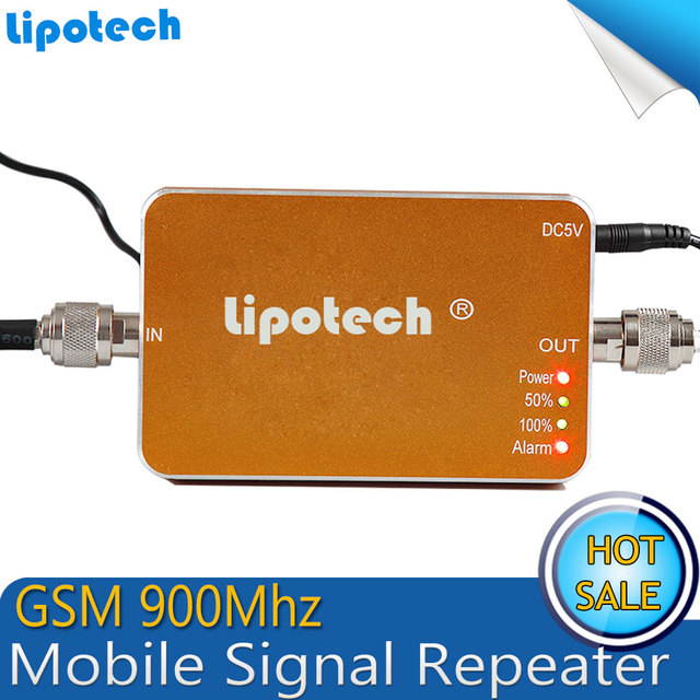 1pcs x 2G GSM 900 Mhz 900MHz Repeater Booster Cell phone Mobile Signal Repeater Amplifier Repetidor