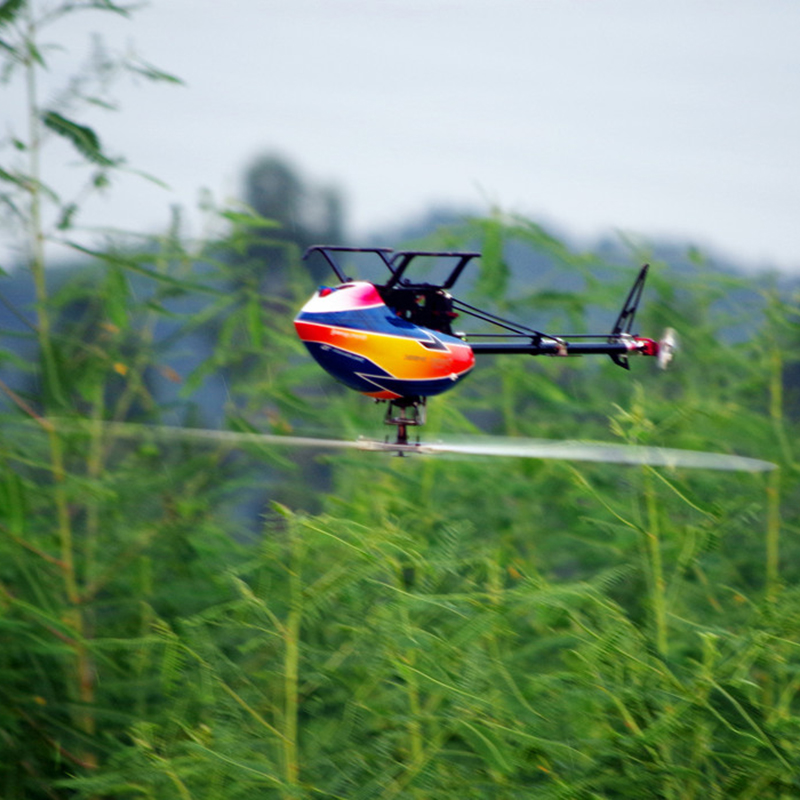 Global Eagle 480E DFC Helicopter RTF Set W/hand carry case (9CH RC /1700KV motor /60A ESC/Carbon fiber body)