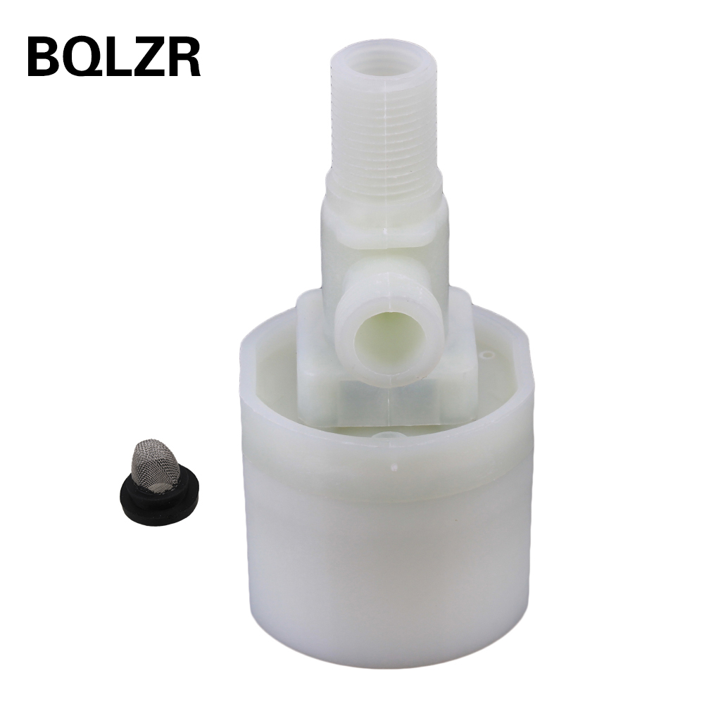 """Automatic Water Level Control Valve Top Inlet For Water Tank Pool 1//2/""""/"""" Cream"""