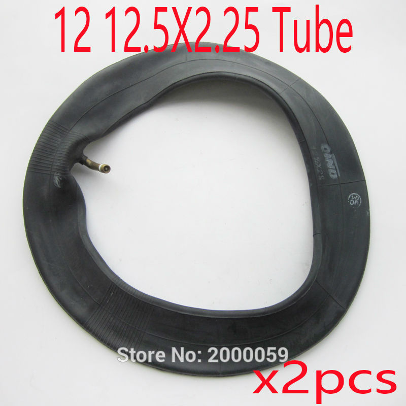 2pcs 1/2x2 1/4(12.5X2.25) Scooter Inner Tube RAZOR MINI ELECTRIC DIRT BIKE