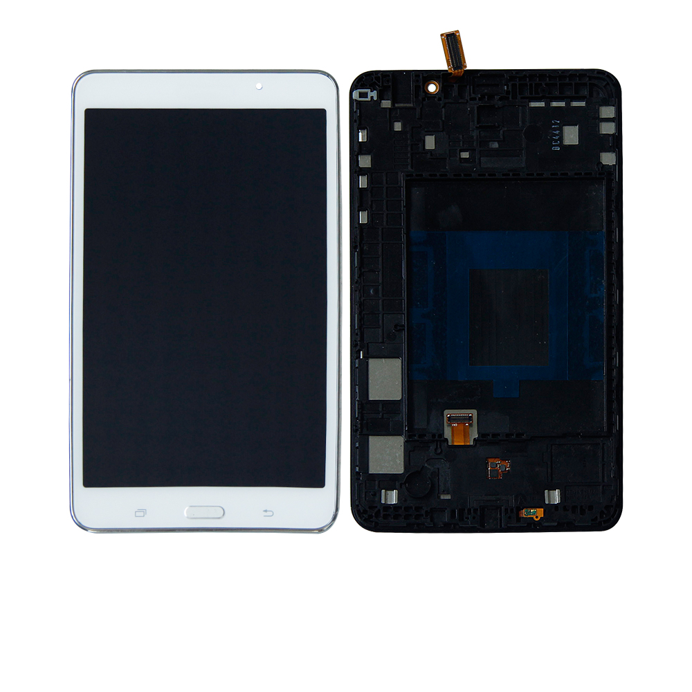 For Samsung Galaxy Tab 4 T230NT SM-T230NU T230 Touch Screen Digitizer Glass Lcd Display Assembly Frame Free Shipping free shipping for samsung galaxy tab a 7 0 2016 sm t285 t285 touch digitizer lcd screen display assembly replacement