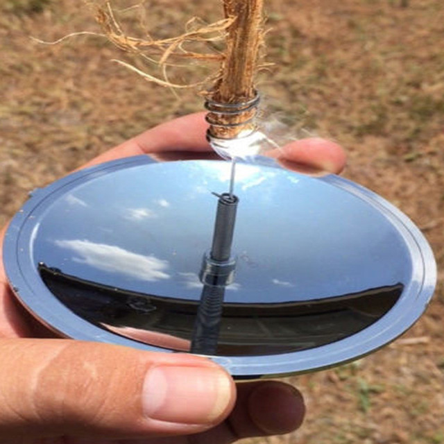 Windproof Solar Power Fire Starter