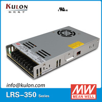 Meanwell Power Supply LRS 350 12 Single Output Variable Switching Mode Power Supply 350w 12v