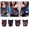 Alta Qualidade 4 Projetos Mei Tai Baby Carrier/Teste Padrão Da Forma Estilingue Do Bebê Do projeto/Ergonômico Portador de Bebê Para 0-3 Anos Infantil