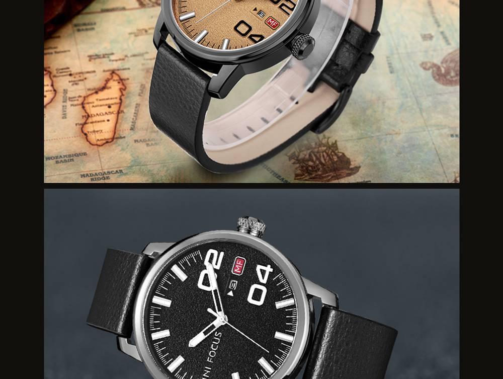 reloj cuarzo, el MINIFOCUS 9