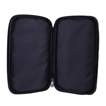 Budget Professional Oxford Table Tennis Racket Case with Outer Zipper Bag for Table Tennis Balls Table Tennis Accessories Equipment