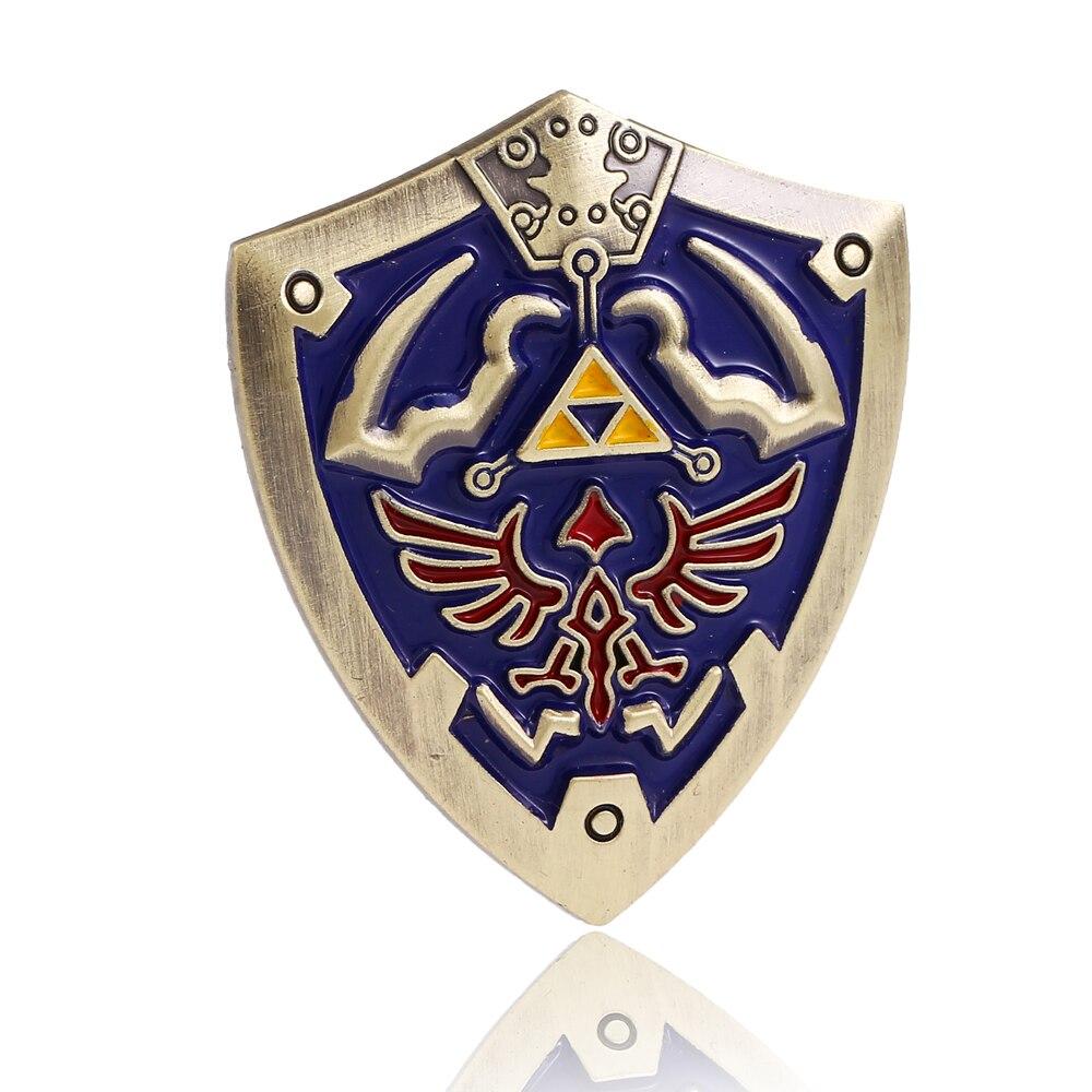 La Leyenda de Zelda Gemelos-Reino Unido envío de Escudo Hylian