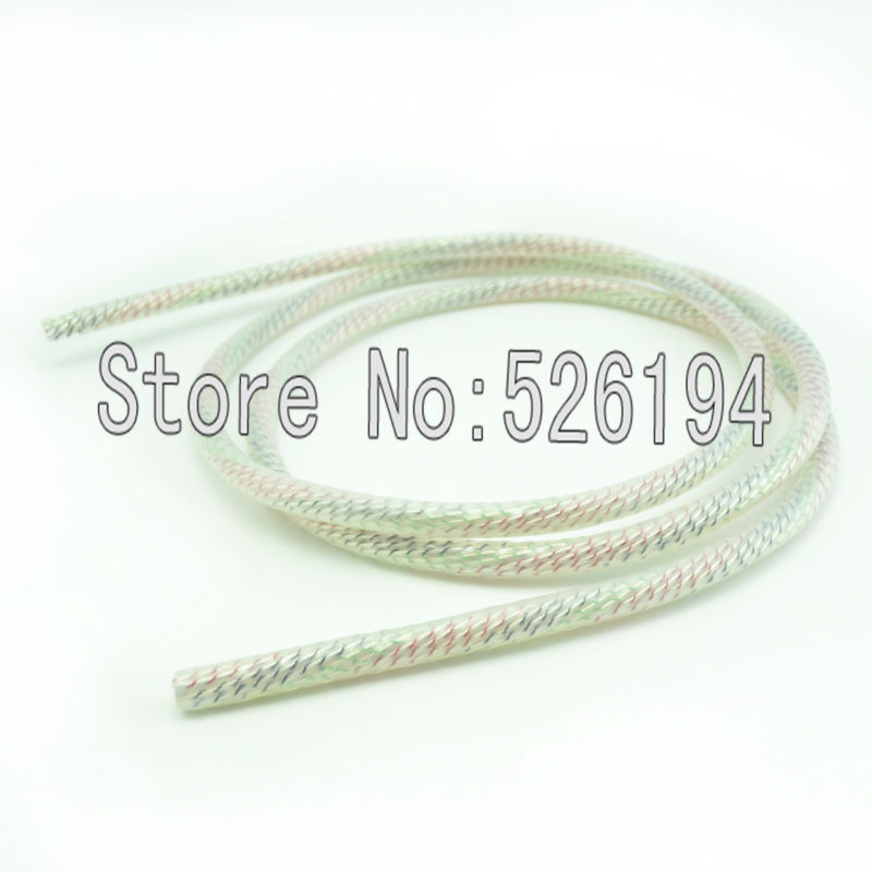 Free shipping moonsaudio Valhalla Series Power Cord with 7N copper +pure silve plated for Amplifier CD Player power cord cable