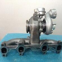 BV39 Турбокомпрессор 038253016K электрическая турбина 038253056G 03G253014FX турбо для audi A3