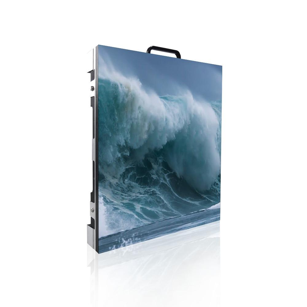 Hot sale p3.91 rental display screen led video wall led billboard digital sign led panel for adversting
