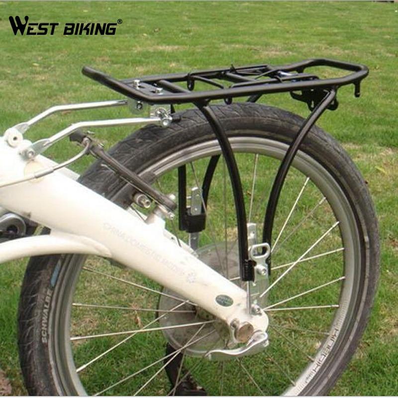 WEST BIKING After The 20-Inch Adjustable Shelves Bicycle Rack Suitable For A Variety Of Bike Folding Bike MTB Bike Rack a west west managing distribution