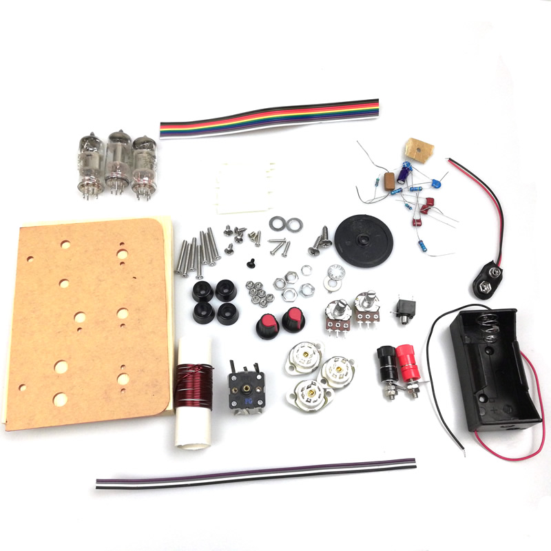 Regenerative Receiver Schematic Diagrams And Circuit Descriptions