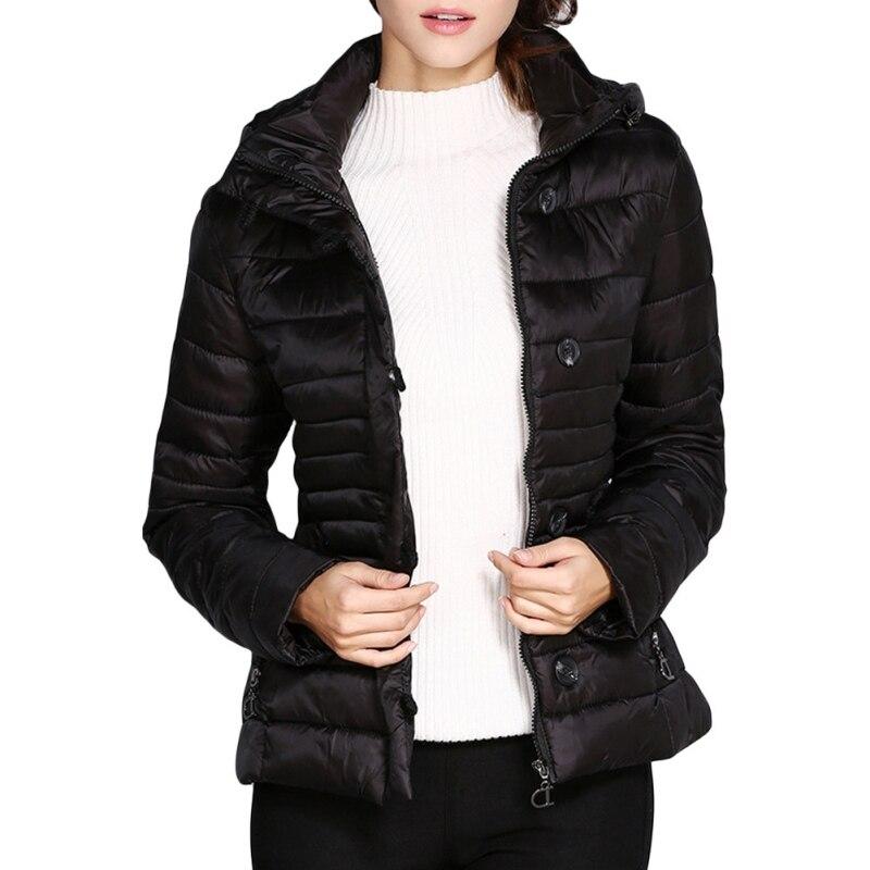 Taille Chaud khaki Nouveau Black Manteau Cw105 2019 Solide Veste La Court En Survêtement De Coton À Femmes Grande D'hiver Capuche Mode 1wzARwxPq