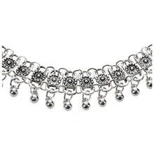 Vintage Women Alloy Choker Collar Pendant Chain Statement Bib Necklace Jewelry
