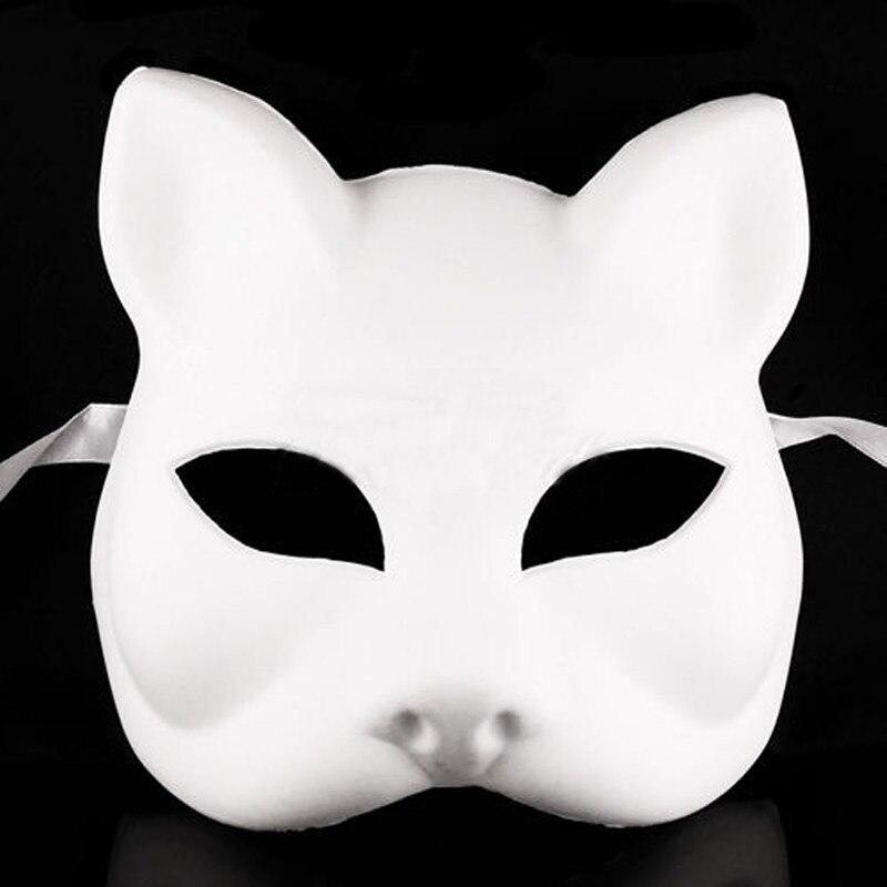 ⓪2018 mujeres señora Masquerade máscara del Zorro máscara pulpa ...