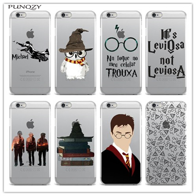 899b87ebce Hogwarts Castle Harry Potter Case Cover For iphone 6 6S Plus 5 5S SE 7 7Plus