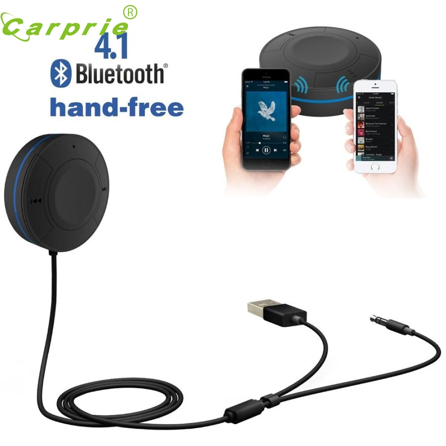 bluetooth car kit mini bluetooth bluetooth v4 1 audio music receiver portable hands free. Black Bedroom Furniture Sets. Home Design Ideas