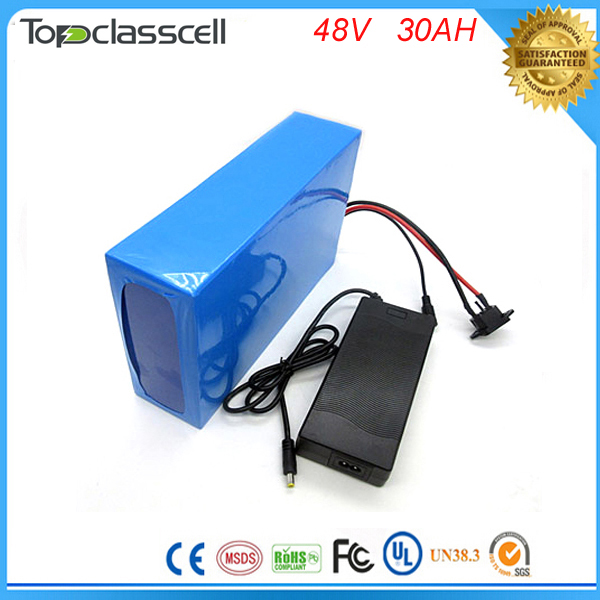 ebike lithium battery 48v 30ah lithium bicycle 48v 1000w/750w electric scooter battery for kit electric bike with Charger+bms free customs taxes 48v 40ah portable lithium battery with 2000w bms chargrer e bike electric bicycle scooter 48v lithium battery