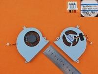 New Laptop Cooling Fan For MSI GE40 MS 1491 P N KDB04105HB CK91 CPU Cooler Radiator
