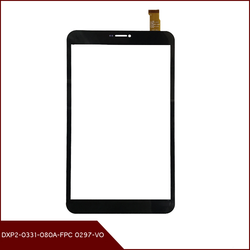 New 8''inch DXP2-0331-080A-FPC 0297-C0  for tablet Oysters T84ERI 3G touch screen digitizer sensor replacement Free Shipping