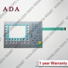 Мембранный переключатель клавиатуры для 6AV6643 0BA01 1AX0 6AV6 643 0BA01 1AX0 OP277 6 дюймовая мембранная клавиатура