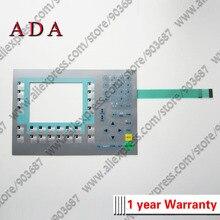 "Membran klavye klavye anahtarı 6AV6643 0BA01 1AX0 6AV6 643 0BA01 1AX0 OP277 6 ""membran tuş takımı"