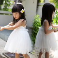 Retail,Girls Princess Dress Children's Clothing Baby Girls Clothes Kids Tutu Dress Girl Chiffon Dress With Flower,Free Shipping