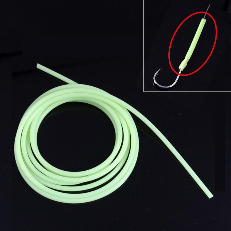 1 box ] 385pcs set combo darkness glow fishing beads soft plastic, Soft Baits