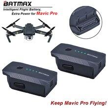 2 Pcs 3830 mAh Mavic Pro Substituição Bateria Para DJI Vôo Inteligente Mavic Pro/Voar Mais Combinação Quadcopter 4 K HD Câmera Drones
