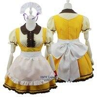 Love live yase Eli Cosplay Costumes Minami Kotori Baker Pastry Cook Nishikino Maki Maid Dress Love Rin Nico Yazawa Fancy Uniform