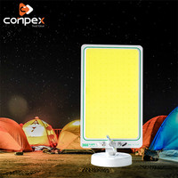 Portable Lantern Tent Light LED festoon Magnetic Plinth Camping lamp rechargeable work lamp camping led spotlights lantern