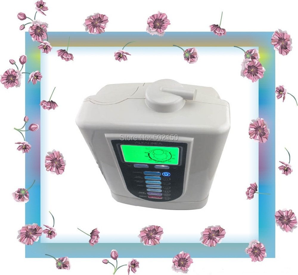 Alkaline Water Ionizer WTH-803 110v or 220v wth 803 2013 hot selling alkaline water ionizer