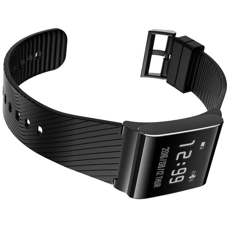 X9 Plus Smart Wristband 1 5inch heart rate Monitor Motion monitoring sedentary remind Bluetooth 4