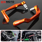 "For KTM duke 125 200 390 690 990 1290 duke RC 390 125 Motorcycle 7/8"" Handlebar Grips Guard Brake Clutch Levers Guard Protector"