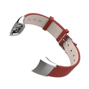 Image 5 - Strap for Huawei Honor Band 5 Strap Smart Wristband for Honor Band 4 Strap Genuine Leather for band 5 Bracelet Smart Accessories